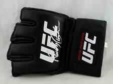 Randy Couture Autographed UFC Official Fight Glove - Beckett Authentic *Silver