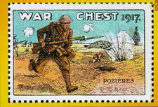 French Military & War Postal Stamps