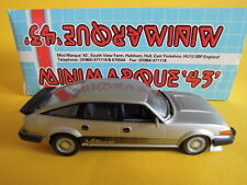 Minimarque43#12A Rover Vitesse RHD '83 n/SMTS Provence Moulage 1/43