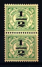 NETHERLANDS INDIES - INDIE ORIENTALI OLANDESI - 1913 - Francobolli del 1903-1912