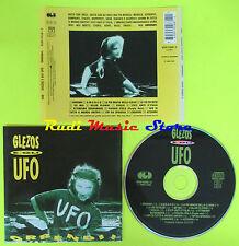 CD GLEZOS E GLI UFO Orrendi! 1993 germany CGD 4509-92681-2 lp mc dvd vhs