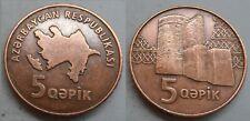 Aserbaidschan 5 Qapik 2006 @2