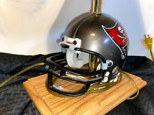 Riddell Mini Helmet - Tampa Bay Buccaneers NFL - Vintage Lamp
