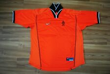 SIZE XXL HOLLAND NETHERLANDS 1988-2000 HOME NIKE FOOTBALL SHIRT JERSEY ORANGE