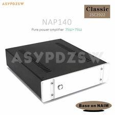 Finished NAP 140 Power amplifier Base on UK NAIM NAP140 Amplifier 75W+75W 8 ohm