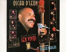 CD OSCAR D'LEONen vivo Copacabana, NYC2CD EX+  (B4456)