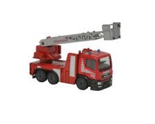 Majorette Mercedes Zetros Pompiers Fire Brigade N° 297b 1.87