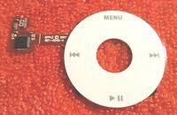 New Click wheel for iPod 6/7th Gen Classic 80GB 120GB 160GB(White)