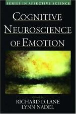 Cognitive Neuroscience of Emotion-ExLibrary
