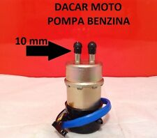 POMPA BENZINA CARBURANTE 10MM HONDA VT 600 C SHADOW 1988 1989 1990 1991 1992