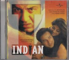Indian Sunny Deol, Shilpa Shetty 6 Tracks On One Bollywood Audio Cd