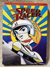 SPEED RACER Anime DVD Volume 2 Limited Collector's Edition FHE Family Home Ent.