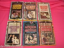 Louisa Bronte Greystone Tavern Series Complete Book Lot Paperback 6 Books PB
