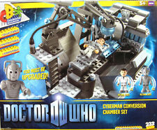 Doctor Who CYBERMAN CONVERSION CHAMBER SET - Compatible Construction Set