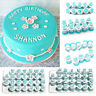 Alphabet 26 Letter 0-9 Number Fondant Cutter Mould Cake Cookie Mold Baking Tools