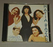 Matia bazar - I grandi successi cd ed. Tv Sorrisi e canzoni. Ottime condizioni