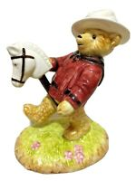 Bialosky & Friends Hummelwerk Andre Cowboy Bear Figurine 1984