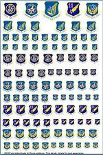 PACAF & Subordinate Air Force  1/32 1/35 1/48 1/72 C-130 F-4 F-16 F-15 F-5