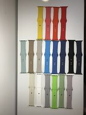 Jumbie Sport Silicone Band/Strap 4 Apple Watch iWatch 38mm or 42mm Series 1,2,3