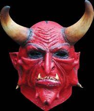 Horned Hades Gatekeeper DELUXE ADULT LATEX RAMSHA DEVIL MASK