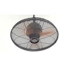 allen + roth Valdosta 20-in Oil rubbed bronze In/Outdoor Ceiling Fan - L1120H