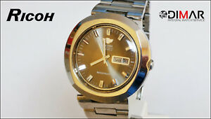 Watch Vintage Knight RICOH Automatic Waterproof 041331AA