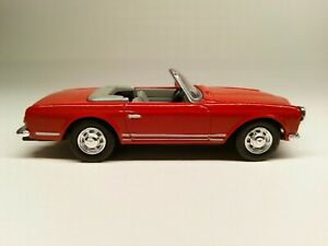 New-Ray - Mercedes-Benz 280SL - Red (1968) - SCALE 1:43