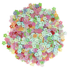 Floral Shape Table Scatter Confetti Wedding Scatter Throwing Decor DIY Craft