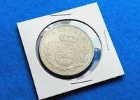 1961 Denmark 5 Kroner - Extremely Nice Coin