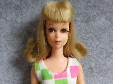 Vintage Barbie - 1966 Bend Leg Francie in Original Swimsuit - Beautiful Hair!!!!