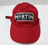Vintage Martin Show Hat 90s Sitcom Martin Lawrence TV Newhattan Cap strapback
