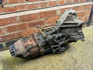 PORSCHE 944 gearbox transaxle transmission differential 5Y 'SPARES OR REPAIRS'
