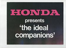 1971 Honda N600 Touring & FOLLETO automático