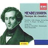 Felix Mendelssohn - Mendelssohn: Musique de chambre [Box Set] (2003)