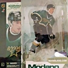 2002 McFarlane Hockey NHL Series 3 Mike Modano Green #40 Action Figure