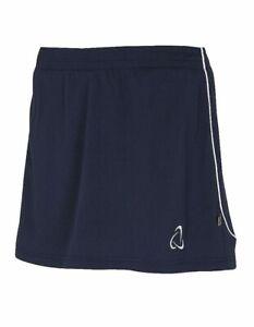 Navy/white Skort skirt/short Ladies/Girls sportswear PE hockey tennis Orion