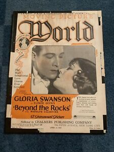 Moving Picture World magazine April 15, 1922