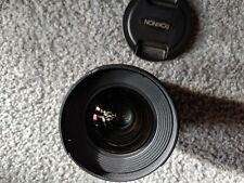 Rokinon Cine DS 24mm T1.5 ED AS IF UMC Full Frame Cine Lens f/ Canon EF- *read*