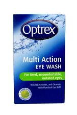 OPTREX MULTI ACTION EYE WASH - 100ML