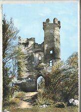 CP 38 Isère - Saint-Siméon-de-Bressieux - Les Ruines du Château