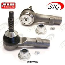 2 JPN Outer Tie Rod for Ford Freestyle 2005 2006 2007 Same Day Shipping