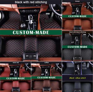 Car Floor Mats for Mercedes Benz G-Class,GL,GLA, GLB, GLC, GLE, GLK,GLS,M-Class