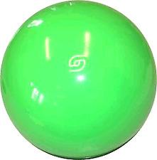 Kegelkugel Vollkugel 160mm grün UV  Typ Aramith