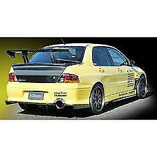GENUINE VARIS CARBON WING SUPPORT BASE FOR MITSUBISHI EVO 7-9 CT9A 4G63
