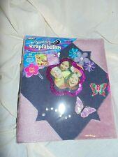 2004  RoseArt Funky Scrap Book Girl Talk Butterflies Flowers New