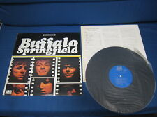 Buffalo Springfield ST First Album Japan Promo Vinyl LP Neil Young CSN 1st