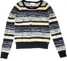 New Vans Womens Darca Knit Cotton Sweater Small