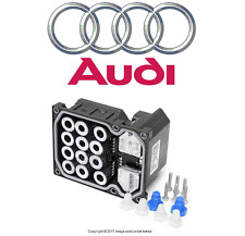 For Audi S4 Avant Base Cabriolet ABS Control Unit Repair Kit 8H0998375B Genuine