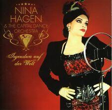Nina Hagen & Capital - Irgendwo Der Welt [New CD] Germany - Import