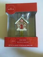 Hallmark 2019 Edition New Home Christmas Ornament